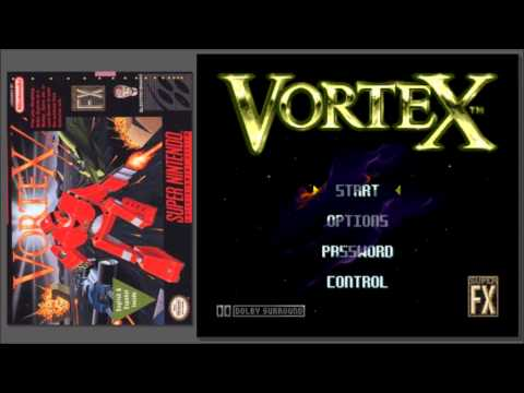 Vortex Super Nintendo