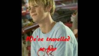 Aaron Carter - Get Wild  (LYRICS) with pics