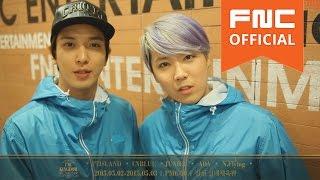 2015 FNC KINGDOM in SEOUL LeeHongGi & JungYongHwa Promotion Video