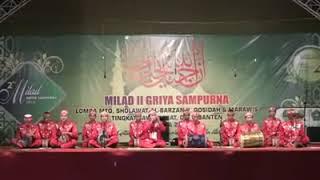 MANTAP! Marawis AL MUNAWAR   Haluman 2017