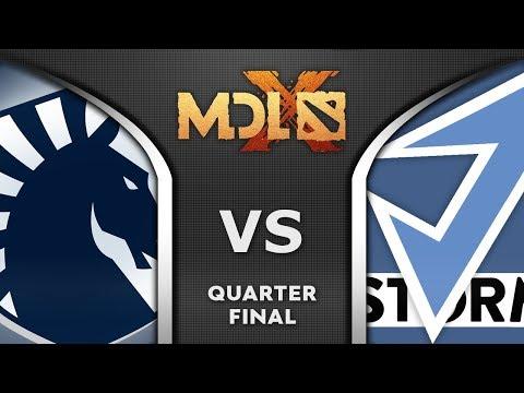 Liquid vs J.Storm Quarter Final MDL Chengdu Major 2019 Highlights Dota 2