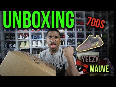 7f50bc62d4c00f UNBOXING ADIDAS YEEZY 700 MAUVE - Sniper J0nes - Video - Youtube ...
