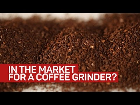 Five things to know before buying a coffee grinder