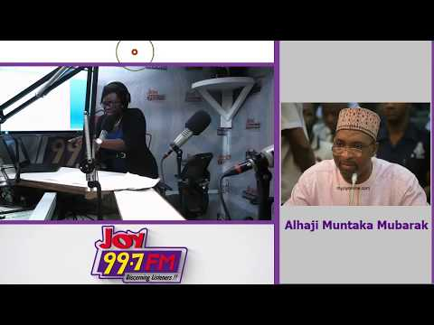 NewsNite on Joy FM (25-9-18)