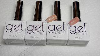 """"""" The Gel Bottle Inc REVIEW  """" --- And Set Of Nails --------- PASSED W/ LOVE !"""