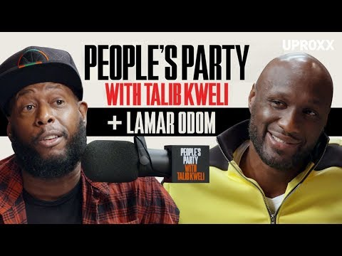 Lamar Odom talks about his struggles with addiction, kardashians, having 12 strokes and the advice Jay Z gave him