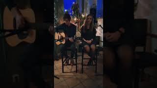 Video Go Tell It on the Mountain - Markéta Vodičková & Filip Vítů cove
