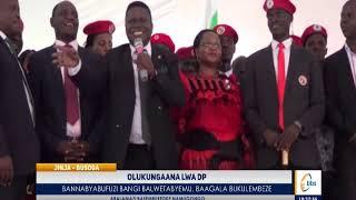 Bobi Wine Azzeemu Okulabula Pulezidenti Museveni Agamba Ayagala Ntebe Nnene