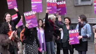 Bankenflashmob von LISA, Köln 2013