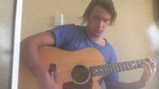 Danny Alcorn - kiss the breeze/love letter (mash up)  // Sticky Fingers