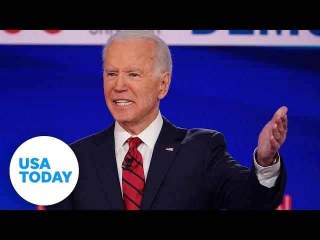 Joe Biden addresses the unfolding situation in Minneapolis | USA TODAY