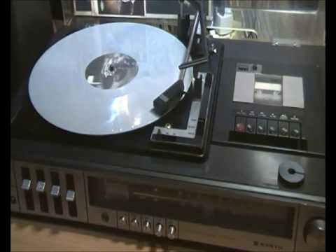SANYO Jxt-4404 Hi-Fi sistema estéreo, giradiscos, Am/fm, Cassette PEPETO. electronica