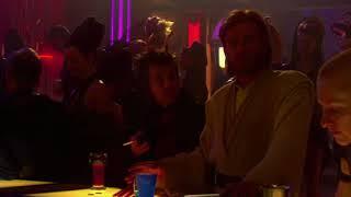 """Отрывок из фильма """"Звёздные войны. Эпизод II: Атака клонов"""" / Ты не хочешь торговать дурью"""