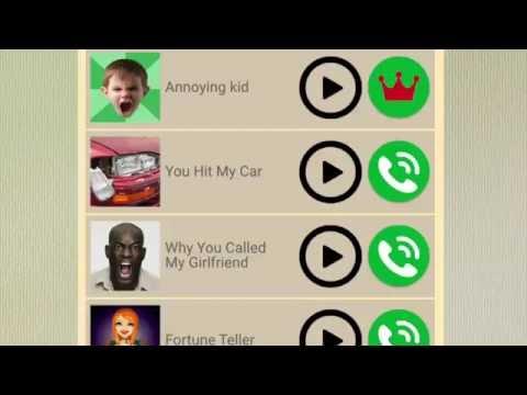 Видео Prank Call Dial Funny Prank