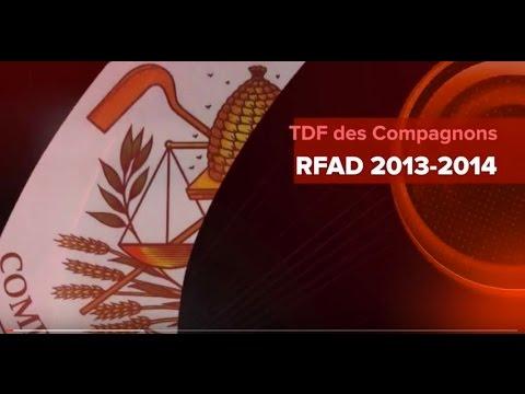 Tour de France des compagnons RFAD 2013-14