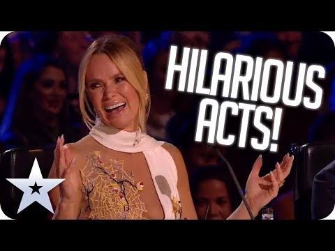 Brilliant GOLDEN BUZZER Auditions On Britain's Got Talent