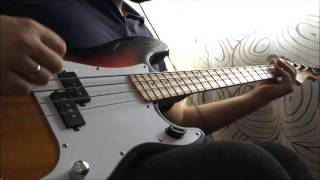David Bowie   Starman (bass Cover)