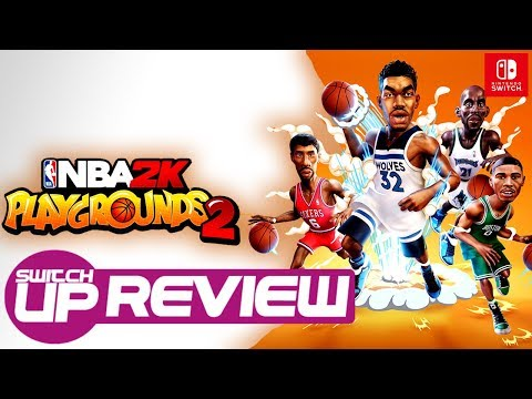 NBA 2K Playgrounds 2 Switch Review - SIMILAR, BUT STILL COOL??