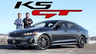 [Throttle House] 2021 Kia K5 GT Review // The Almost Performance Sedan