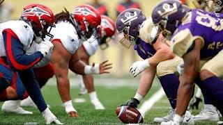 Memphis Express vs. Atlanta Legends   AAF Week 5 Game Highlights