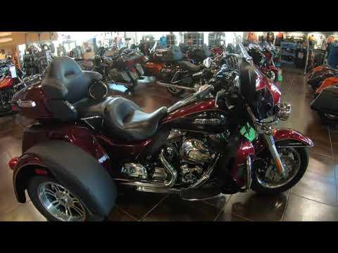 2014 Harley Davidson Tri Glide Ultra FLHTCUTG