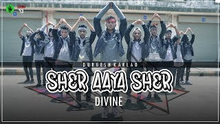 """SHER AAYA SHER""  divine (GULLY BOY) l 13.13 l DURGESH KARLAD choreography l GANG13 l #sheraayasher"