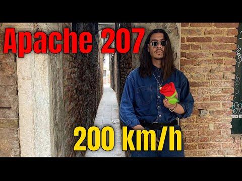 Apache 207 - 200 km/h I REACTION/ONE.TAKE.ANALYSE