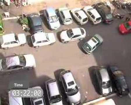 Un parcheggio problematico