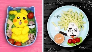 Monday To Friday Kids Lunch Box Recipes / School Lunch Ideas