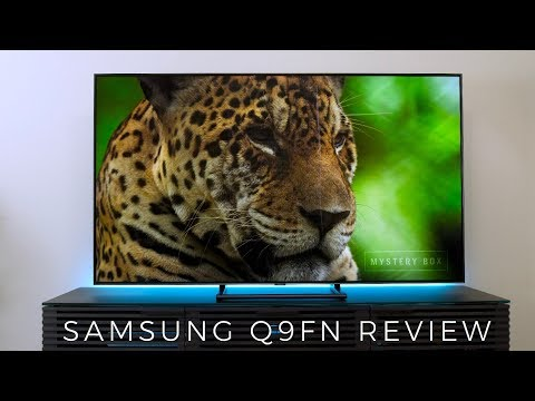 Samsung Q9FN Review: Best 4K TV 2018?