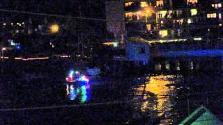 2014 nc holiday flotilla 1 - Video Youtube