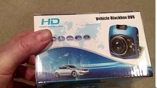 Review: Aubbc Full  1080p Car Vehicle  Dash Camera Price: $34.99