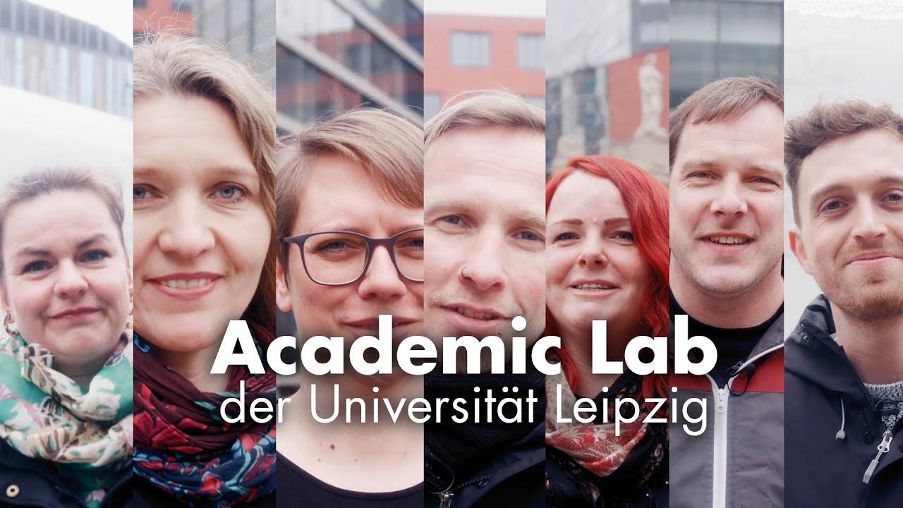 Wie unterstützt dich das Academic Lab der Universität Leipzig?