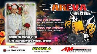 Live Streaming AREVA Music Season 2// SHAKILA Soundsystem//AM PRODUCTION VS //16_03_2019