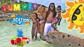 WE SURPRISED THE KIDS WITH A SUMMER VACATION TRIP