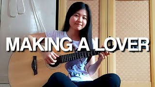 Making A Lover SS501 Fingerstyle Guitar Cover...