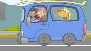 Qué debes hacer si se detiene el coche en una autopista. Consejo de Archi