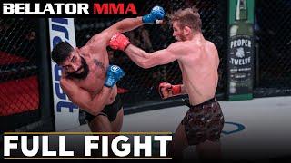 Full Fight   AJ Agazarm vs. Adel Altamimi - Bellator 238