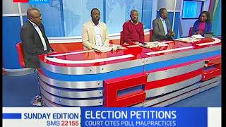 Sunday Edition: Election petitions in the country