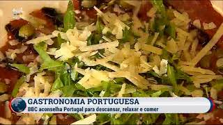 Restaurante Taberna a Preciosa no jornal das 8 na TVI (PT/EN)