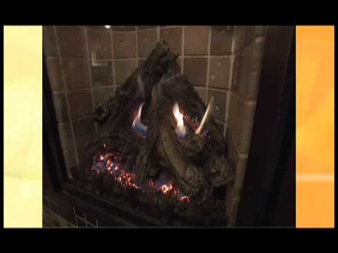 All types of fireplaces