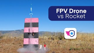 Drone Busters: Racing Drone VS Rockets