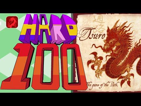 The Hard 100: Tsuro vs App