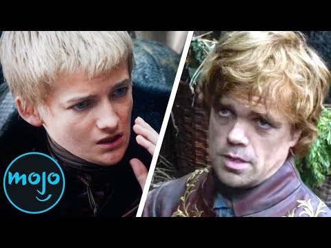 Top 10 Best Tyrion Lannister Moments
