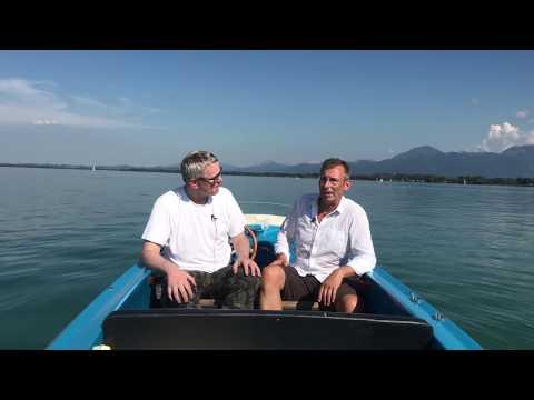 Goldgräberstimmung im Chiemgau Interview mit dem C