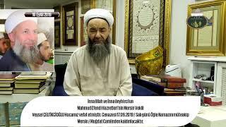 Mahmud Efendi Hazretleri'nin Mersin Vekili Veysel ÇELTİKCİOĞLU Hocamız vefât etmiştir. Cenâzesine iştirâk edelim.