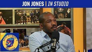 Jon Jones opens up about his legacy, done fighting Daniel Cormier | Ariel Helwani