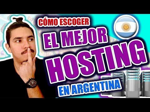 Cómo ELEGIR un ⚡️ HOSTING ADECUADO ⚡️ en ARGENTINA ❤️ 【2018】