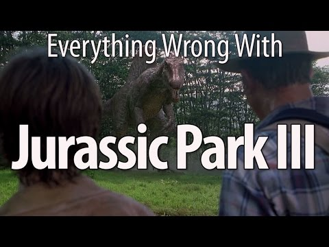 Everything Wrong With Jurassic Park III In 15 Minutes Or Less
