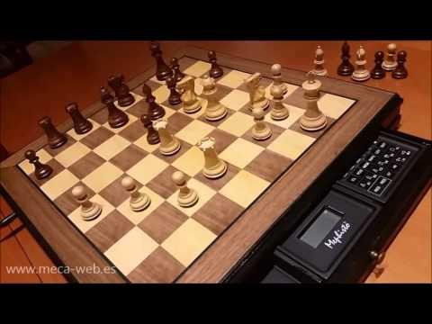 Mephisto Exclusive MMV Chess computer, sakk, sakkgép